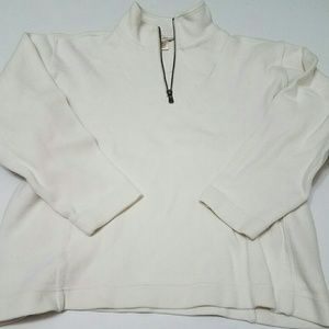 M White Tommy Bahama Pullover